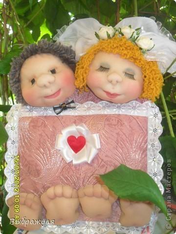 На июньской ярмарке моими работами заинтересовалась хозяйка сувенирного магазина Иркутска. Сделала предложение пошить пробную партию кукол. Вот они готовы в путь. фото 11