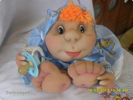 На июньской ярмарке моими работами заинтересовалась хозяйка сувенирного магазина Иркутска. Сделала предложение пошить пробную партию кукол. Вот они готовы в путь. фото 9