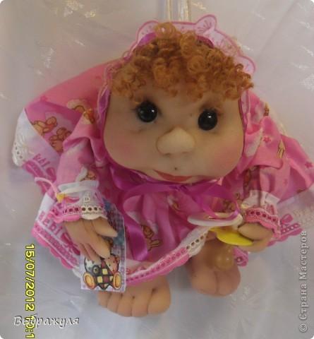 На июньской ярмарке моими работами заинтересовалась хозяйка сувенирного магазина Иркутска. Сделала предложение пошить пробную партию кукол. Вот они готовы в путь. фото 8