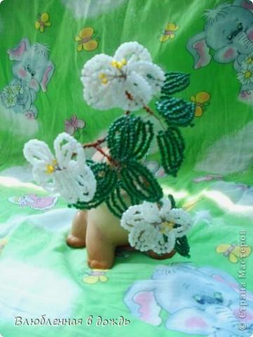 Добрый вечер!!! Продолжаю выкладывать свои ранние работы, эта мини-вишня, была сделана, 5 лет назад: фото 4