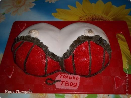 Сметанно-желейный торт. фото 6