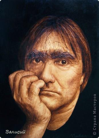 Дино Мурадян. Автопортрет. фото 1