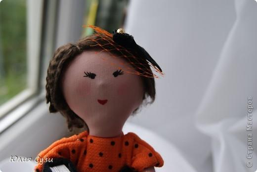 Кукла Оля фото 5