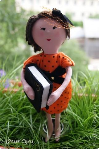 Кукла Оля фото 4