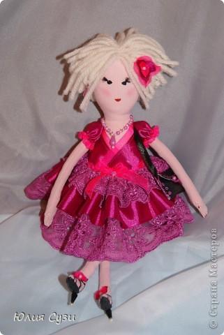 Кукла Оля фото 1
