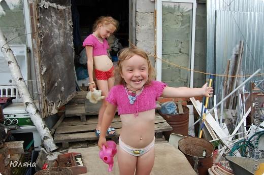 балеро для дочек фото 2