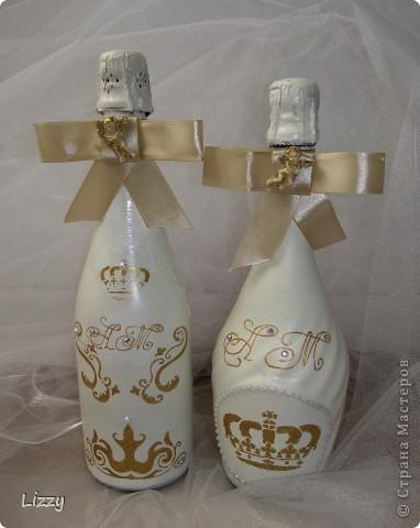 """Свадебные быки """"Королевские"""" фото 1"""