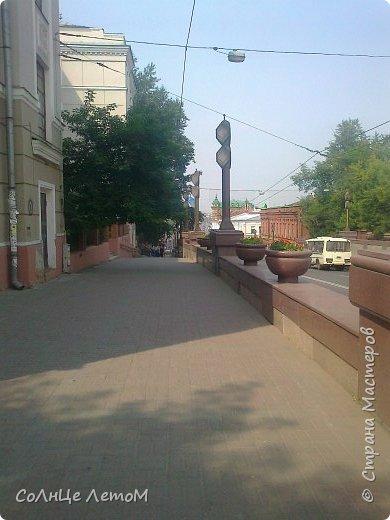 Томск - очень красивый город, несмотря на его незначительные размеры. Предлагаю вам отправиться в путешествие, по самой известной улице Томска - ул. Ленина.  фото 9
