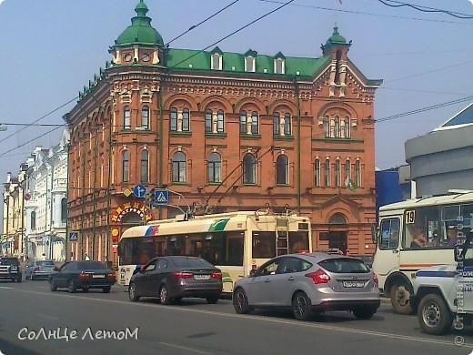 Томск - очень красивый город, несмотря на его незначительные размеры. Предлагаю вам отправиться в путешествие, по самой известной улице Томска - ул. Ленина.  фото 3