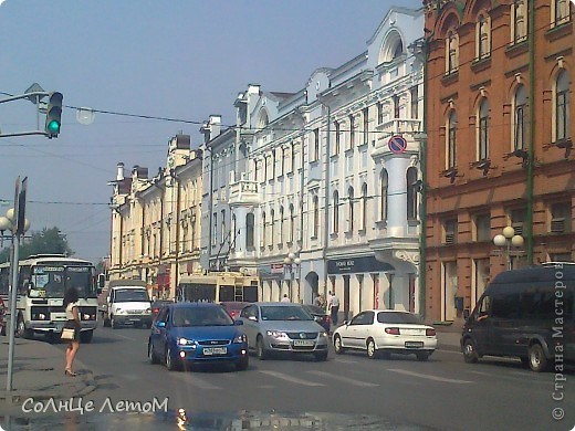 Томск - очень красивый город, несмотря на его незначительные размеры. Предлагаю вам отправиться в путешествие, по самой известной улице Томска - ул. Ленина.  фото 1