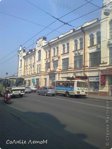 Томск - очень красивый город, несмотря на его незначительные размеры. Предлагаю вам отправиться в путешествие, по самой известной улице Томска - ул. Ленина.  фото 2
