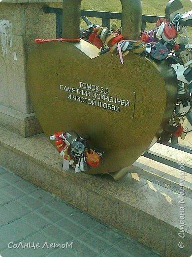 Томск - очень красивый город, несмотря на его незначительные размеры. Предлагаю вам отправиться в путешествие, по самой известной улице Томска - ул. Ленина.  фото 5