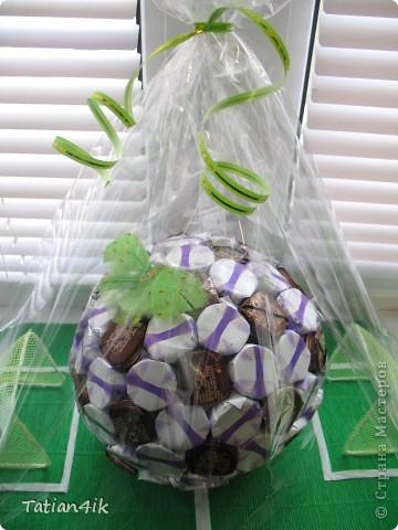 Футбольные мячики фото 1