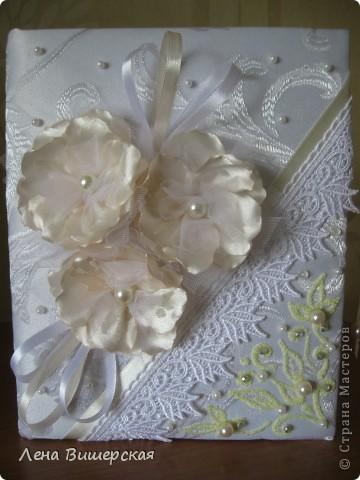 Очередной набор, сделанный на заказ.Невесте очень понравился!Мне, если честно, тоже:) фото 8