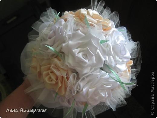 Очередной набор, сделанный на заказ.Невесте очень понравился!Мне, если честно, тоже:) фото 3