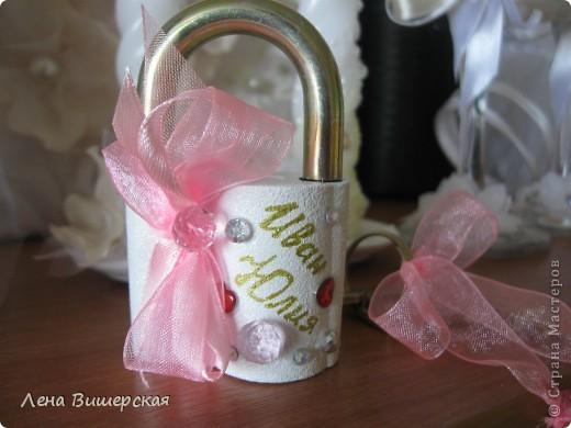 Очередной набор, сделанный на заказ.Невесте очень понравился!Мне, если честно, тоже:) фото 14