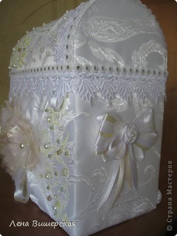 Очередной набор, сделанный на заказ.Невесте очень понравился!Мне, если честно, тоже:) фото 5