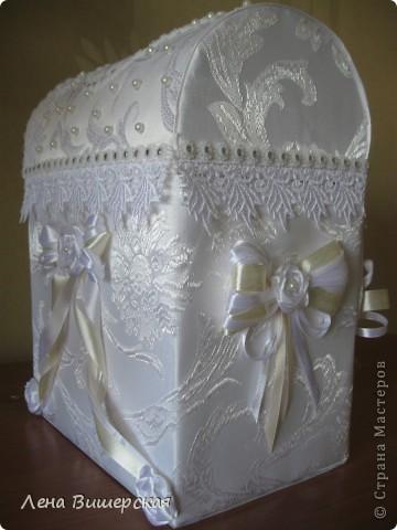 Очередной набор, сделанный на заказ.Невесте очень понравился!Мне, если честно, тоже:) фото 6