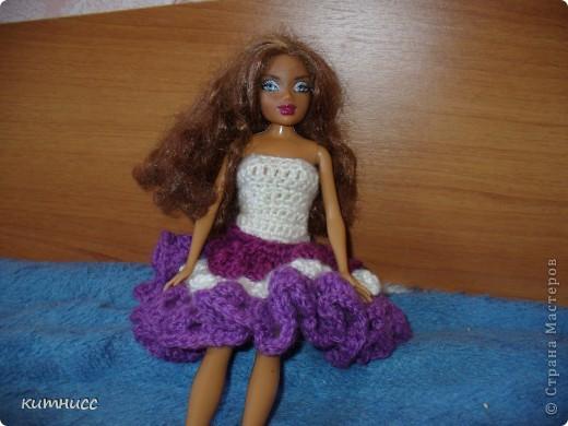Вот такое платье у меня получилось. фото 1