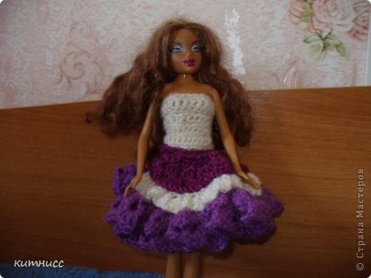Вот такое платье у меня получилось. фото 2