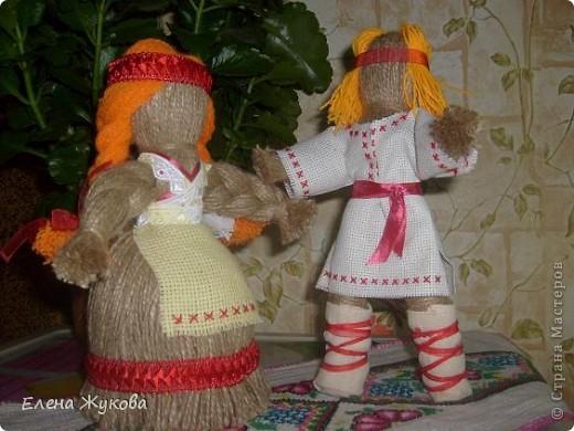 у нашей Берегини http://stranamasterov.ru/node/391728 появился  кавалер  фото 2