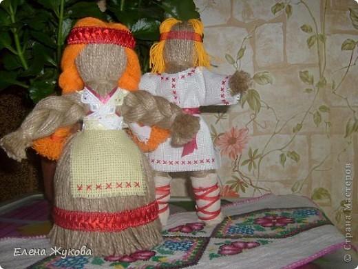 у нашей Берегини https://stranamasterov.ru/node/391728 появился  кавалер  фото 3