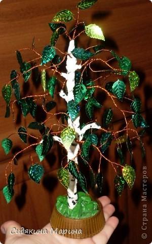 """Работы моих учеников на тему """"Дерево""""... фото 10"""