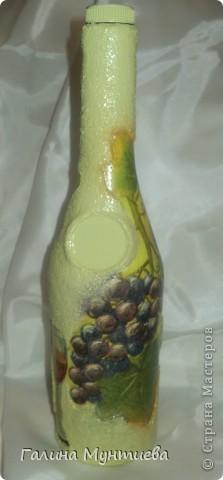 Вот такие разные бутылочки у меня получились. фото 15