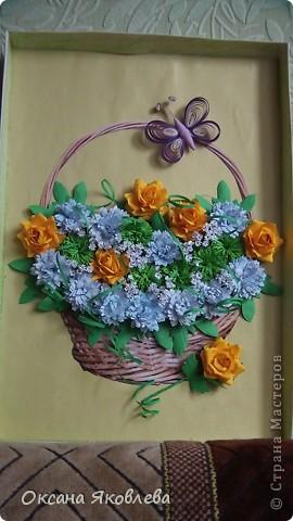 Остались у меня после последней работы белые хризантемки и зеленые,и я сделала розы по мк Астория  http://asti-n.ya.ru/replies.xml?item_no=550 фото 10