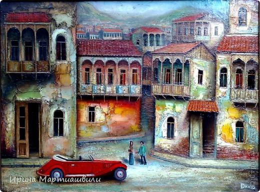 Картины художника Давида Мартиашвили фото 15