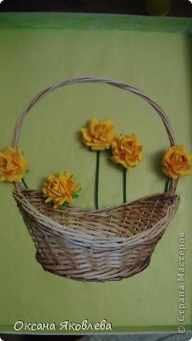 Остались у меня после последней работы белые хризантемки и зеленые,и я сделала розы по мк Астория  http://asti-n.ya.ru/replies.xml?item_no=550 фото 8