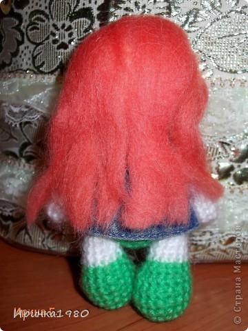 Куколка Рыжик. фото 2