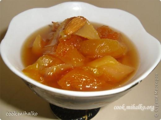 Вкусное варенье с абрикосовыми косточками фото 1