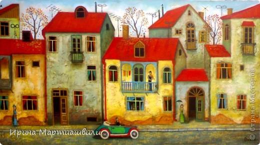 Картины художника Давида Мартиашвили фото 16