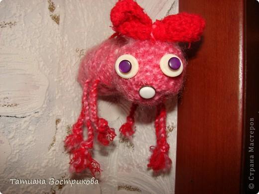 """Игрушки сделаны для дочки давно, вот решила выставить))) Паучишка """"Леночка""""стесняшка фото 1"""