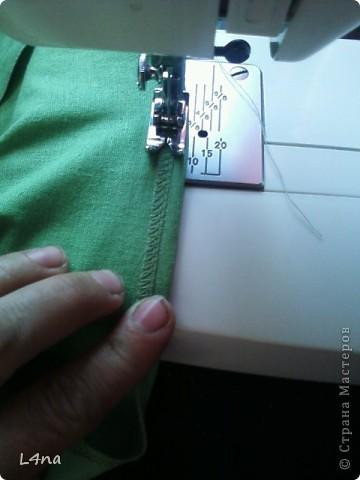 Летний комплект, блузка с юбкой... часть 1. юбка фото 56