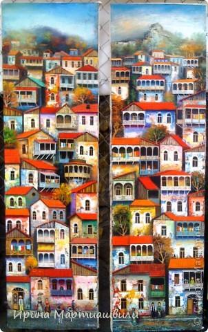 Картины художника Давида Мартиашвили фото 1