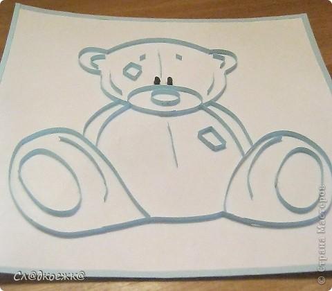 Вот такие мишки Тедди у меня получились :) Очень понравилось их делать. Честно говоря я думала будет сложней ;) Это у меня первый.  фото 4