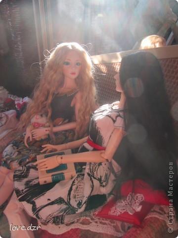Одежда на кукол. фото 5