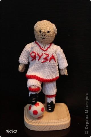 Футболист-любитель фото 1