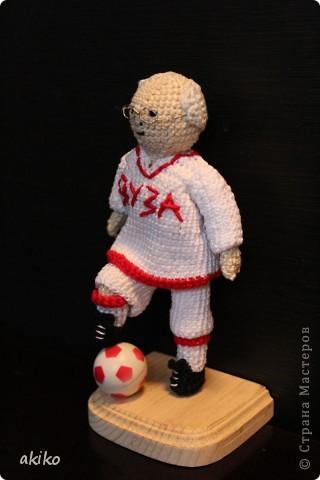Футболист-любитель фото 2