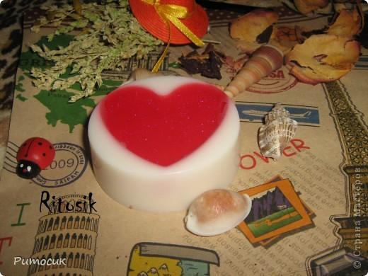 Мыло ароматное со вкусом арбузика. фото 8