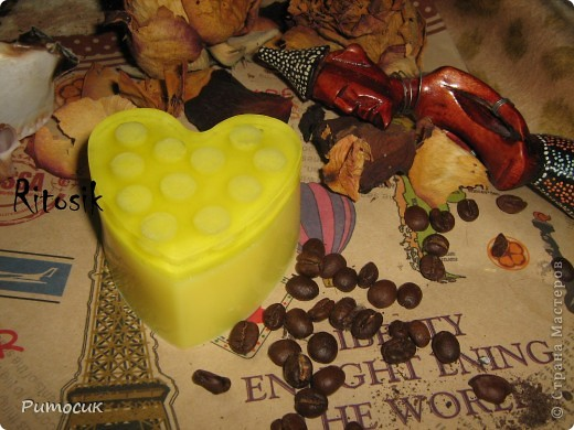 Мыло ароматное со вкусом арбузика. фото 15