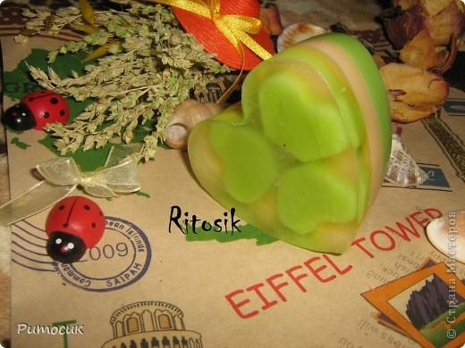 Мыло ароматное со вкусом арбузика. фото 13