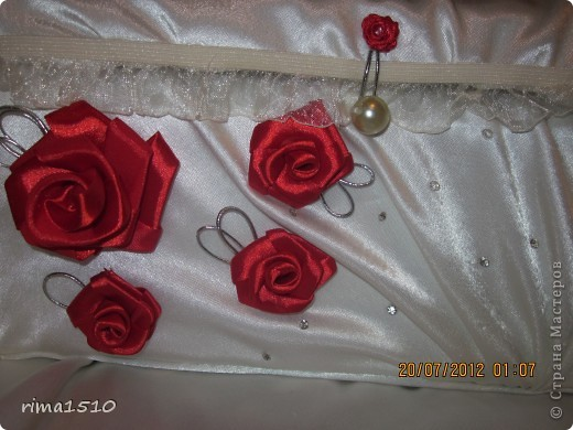Вот такой сундучок я сделала своей подружке на свадьбу фото 3