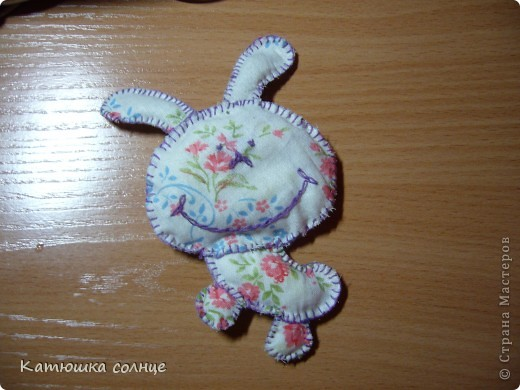 Кукла (внутри поролон) фото 5