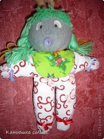 Кукла (внутри поролон) фото 1