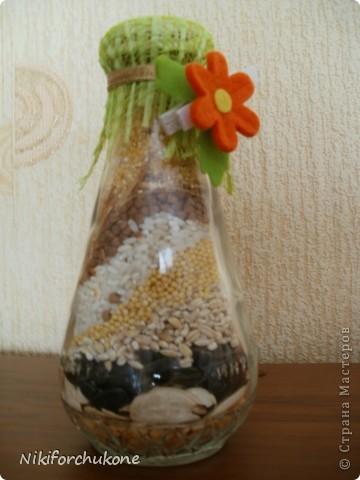 Такие бутылочки получились) фото 4