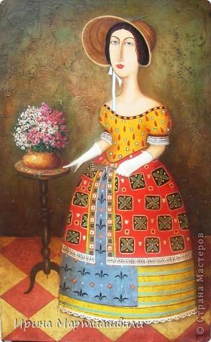 Картины художника Давида Мартиашвили фото 14