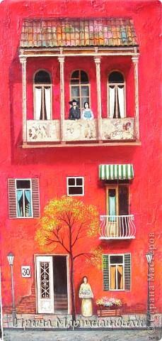 Картины художника Давида Мартиашвили фото 6